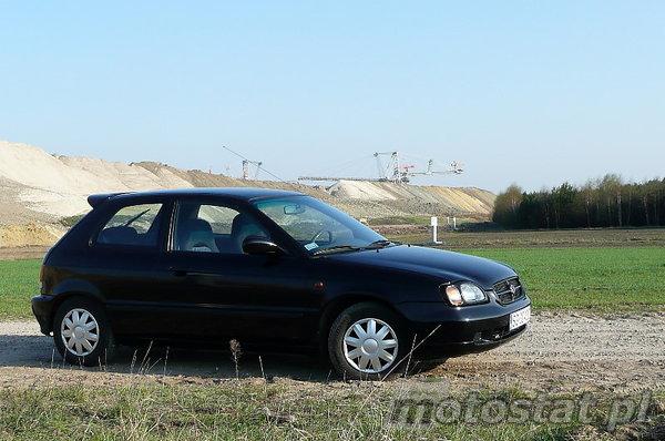 Zużycie paliwa - Suzuki Baleno, Benzyna - ID: 19781